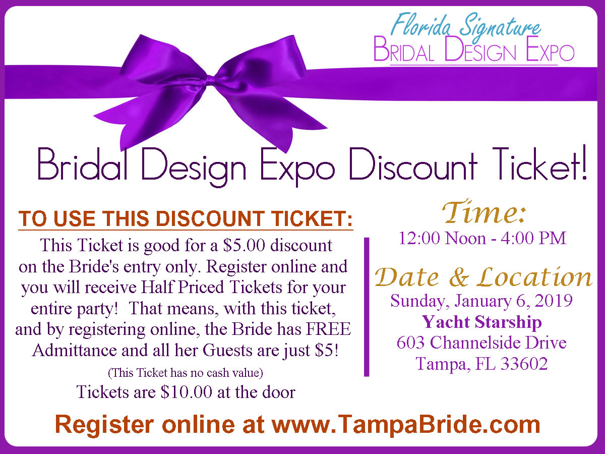 2019 Florida Signature Design Expo Tampa