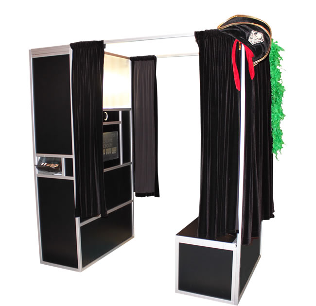 Traditional Photo Booths